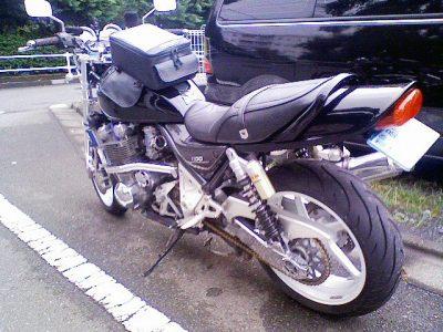 2008 0915 01 400x300 日光ツーリング 2008 カワサキ ゼファー1100