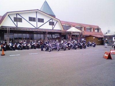 2008 0915 05 400x300 日光ツーリング 2008 カワサキ ゼファー1100