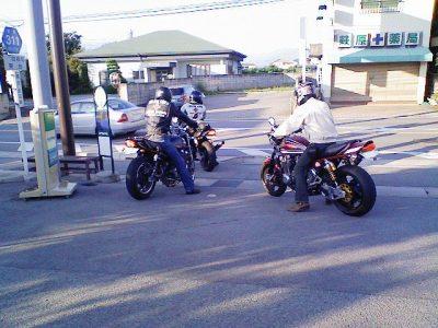 2008 0923 16 400x300 富士山近辺をクネクネってばかりのツーリング ゼファー1100