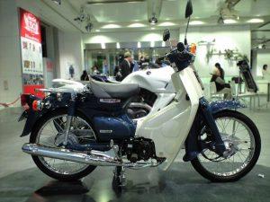 cub 300x225 バイク 履歴