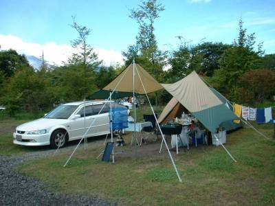 2004 0819 400x300 モリパーク アウトドアヴィレッジ(昭島市)キャンプ用品の下見