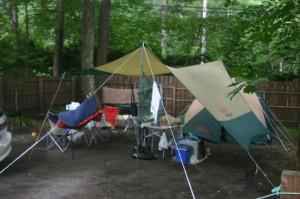 0821 004 300x199 恒例の夏キャンプ2014は鹿沢キャンピングガーデン