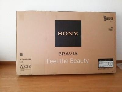 DSC 0454 400x300 SONY BRAVIA(ブラビア) W800B (KDL 50W800B)