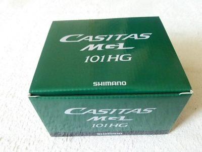 DSC 0218 400x300 ベイトリール シマノ カシータス MGL 101 HG ( SHIMANO CASITAS )
