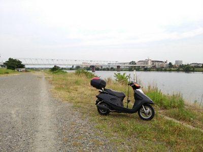 DSC 0026 400x300 釣行記2017 P.4 多摩川 稲田堤 神奈川(京王相模原線エリア) ニュータックルでバス釣り
