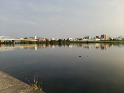DSC 0049 400x300 釣行記2017 P.5 多摩川 稲田堤 (京王相模原線エリア) バス釣り