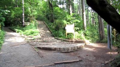 0823 12 400x225 小仏峠から高尾山ルート そしてビアガーデン 真夏の初級者登山レポート