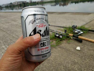 DSC 0007 400x300 釣行記2017 P.8 多摩川 稲田堤 (京王相模原線エリア) バス釣り バイブレーションで40アップ?