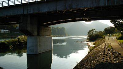 DSC 0190 400x225 釣行記2017 P.17 島田湖 桂川 (山梨県上野原市)おかっぱり バス釣り