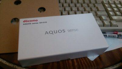 DSC 0054 3 400x225 AQUOS sense SH 01K に機種変更