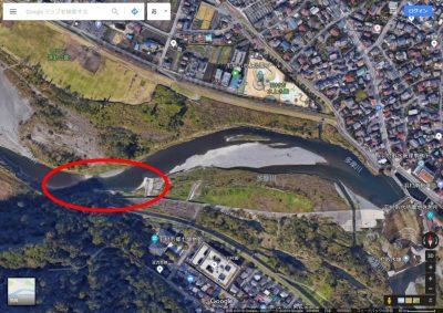 2018 3 27 400x283 羽村取水堰(多摩川)の上流でバス釣りしてみた|釣行記 2018 3月 P.11