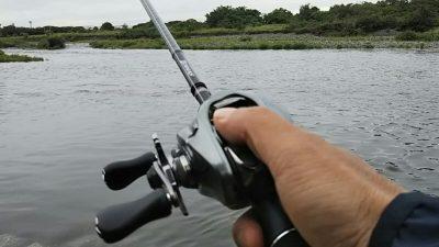 DSC 0002 HORIZON 400x225 多摩川 バス釣り ツインドリフトで10連チャンボウズを阻止|釣行記 2018 6月 P.26