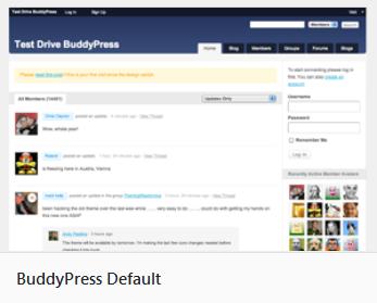 01 02 BuddyPress(ワードプレス プラグイン)の子テーマは必須。作成方法