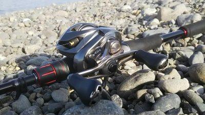 DSC 0130 HORIZON 400x225 ダウンショット+グリパンでヒット【多摩川 バス釣り】|釣行記2019 3月 P.09