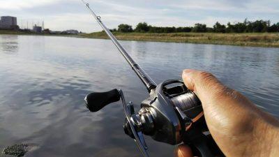 DSC 0004 1 400x225 【多摩川 バス釣り】バラシた獲物はデカかった|釣行記2019 6月 P.22