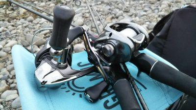 DSC 0011 400x225 【多摩川 バス釣り】100回目の釣行はデコった。残念|釣行記2019 6月 P.23