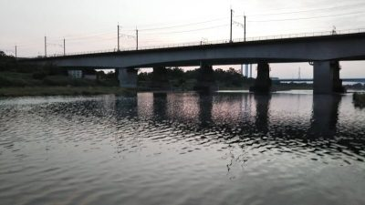 DSC 0024 400x225 多摩川 バス釣り デコ4連チャン ショートバイトすらない|釣行記2019 6月 P.20