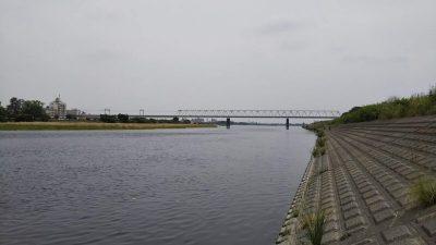 DSC 0034 400x225 多摩川 バス釣り デコ4連チャン ショートバイトすらない|釣行記2019 6月 P.20