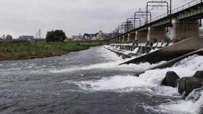 DSC 0004 400x225 【多摩川 バス釣り】梅雨の副産物を探しにランガン|釣行記2019 7月 P.25