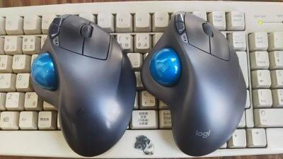 2019 0811 03 400x225 Logicool(ロジクール) SW M570 ワイヤレス トラックボール マウス