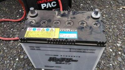 2019 0819 05 400x225 バッテリーが上がってしまいキャンプ延期