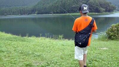 2019 0822 04 400x225 田貫湖キャンプ場(朝まずめのバス釣り)夏キャンプ2019 最終日