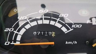 DSC 0035 400x225 ホンダ スペイシー100 オイル交換2019 夏
