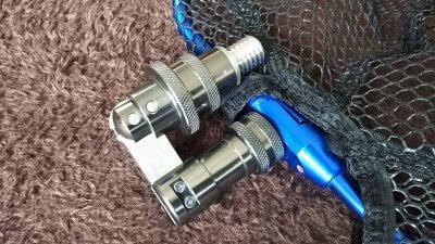 DSC 0055 400x225 コスパのランディングネット バス釣り用に購入トーマス(TOMAS) コンプリート300