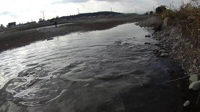 1119 02 400x225 【多摩川 バス釣り】台風後に多摩川が消滅した!?2019(秋)ここのポイントは完全に終わった。| 釣行記2019 11月 P.38