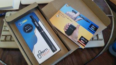 DSC 0067 400x225 プルーム・テック(Ploom TECH)は電子タバコではない 日本たばこ産業(JT)