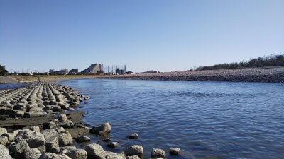 DSC 0081 400x225 【多摩川 バス釣り】クリアウォーターのやや減水 2バイト 釣行記2019 11月 P.36