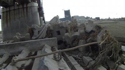 S2110001 400x225 【多摩川 バス釣り】台風後に多摩川が消滅した!?2019(秋)ここのポイントは完全に終わった。  釣行記2019 11月 P.38