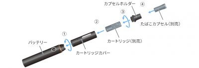 ph 01 400x138 プルーム・テック(Ploom TECH)は電子タバコではない 日本たばこ産業(JT)
