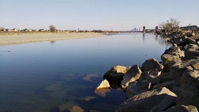 DSC 0028 400x225 初釣り2020年【多摩川 バス釣り】●●でサイトフィッシング|釣行記2020 1月 P.01