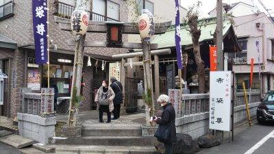 DSC 0040 400x225 深川 七福神目巡り 2020 昼食は「すしざんまい」本店で大とろ(本鮪)