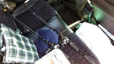 DSC 0069 400x225 【バス釣り 多摩川】長靴だったら良かったのにと後悔|釣行記2020 3月 P.03