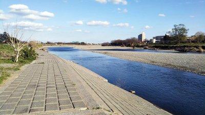 DSC 0093 400x225 【バス釣り 多摩川】初めてのポイントだけど強風でバックラばかり|釣行記2020 3月 P.04