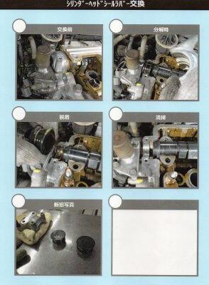 02 294x400 自家用車(アコードワゴン CH9)のオイル漏れ修理&オイル交換2020