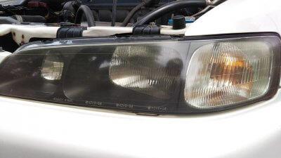 DSC 0155 400x225 車のヘッドライトをピカールで磨くとキレイになるの?やってみた