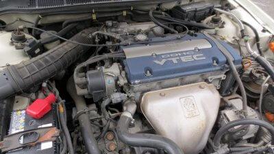 IMG 0627 400x225 自家用車(アコードワゴン CH9)のオイル漏れ修理&オイル交換2020