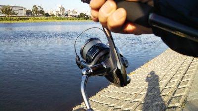 DSC 0147 400x225 【多摩川 バス釣り】夕まずめにチャンスタイムはなかった|釣行記2020 8月 P.15