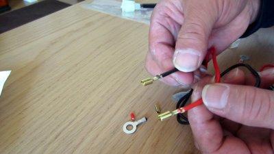 1110 05 400x225 YAMAHA NMAX125 USB充電器&電圧計を取り付け