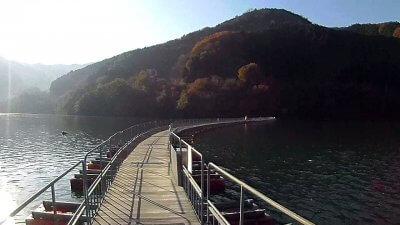 1117 04 400x225 【多摩川 バス釣り】奥多摩湖をスクーターでランガン|釣行記2020 11月 P.21