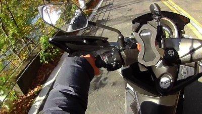 1117 06 400x225 【多摩川 バス釣り】奥多摩湖をスクーターでランガン|釣行記2020 11月 P.21
