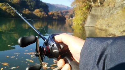 DSC 0192 400x225 【多摩川 バス釣り】奥多摩湖をスクーターでランガン|釣行記2020 11月 P.21