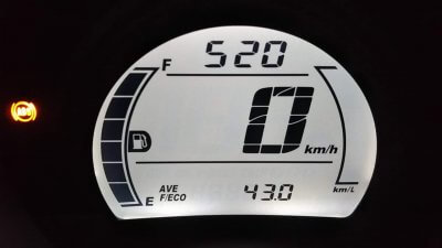 DSC 0040 400x225 NMAX125 YAMAHA 2020年の走行距離 27,228km