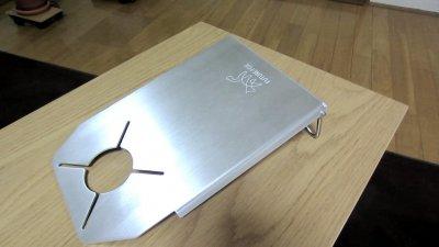 005 400x225 FUTURE FOX (フューチャーフォックス) SOTO ST 310 専用 ステンレステーブル 開封レビュー