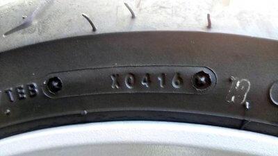 DSC 0160 1 400x225 NMAX125純正タイヤ ダンロップ スクートスマート(DUNLOP SCOOTSMART ) の使い切った状態は