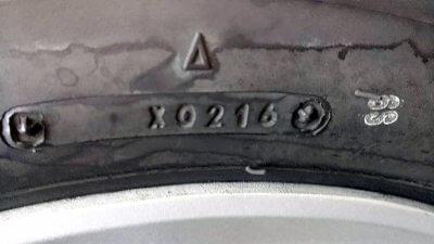 DSC 0161 1 400x225 NMAX125純正タイヤ ダンロップ スクートスマート(DUNLOP SCOOTSMART ) の使い切った状態は