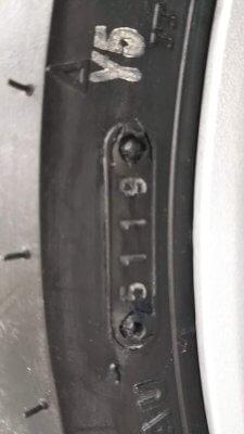 DSC 0167 225x400 NMAX125のニュータイヤはIRC モビシティ(MOBICITY)SCT 001 前後交換しました2021